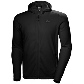 Helly Hansen Daybreaker Fleece Jas met Capuchon Heren, black